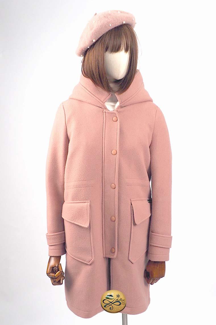 เช่าเสื้อโค้ทผู้หญิง รุ่น Coat over - Baguette Parka Coat905GCL383COPKL1