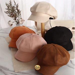 BE-025 Gatsby หมวกฟักทอง