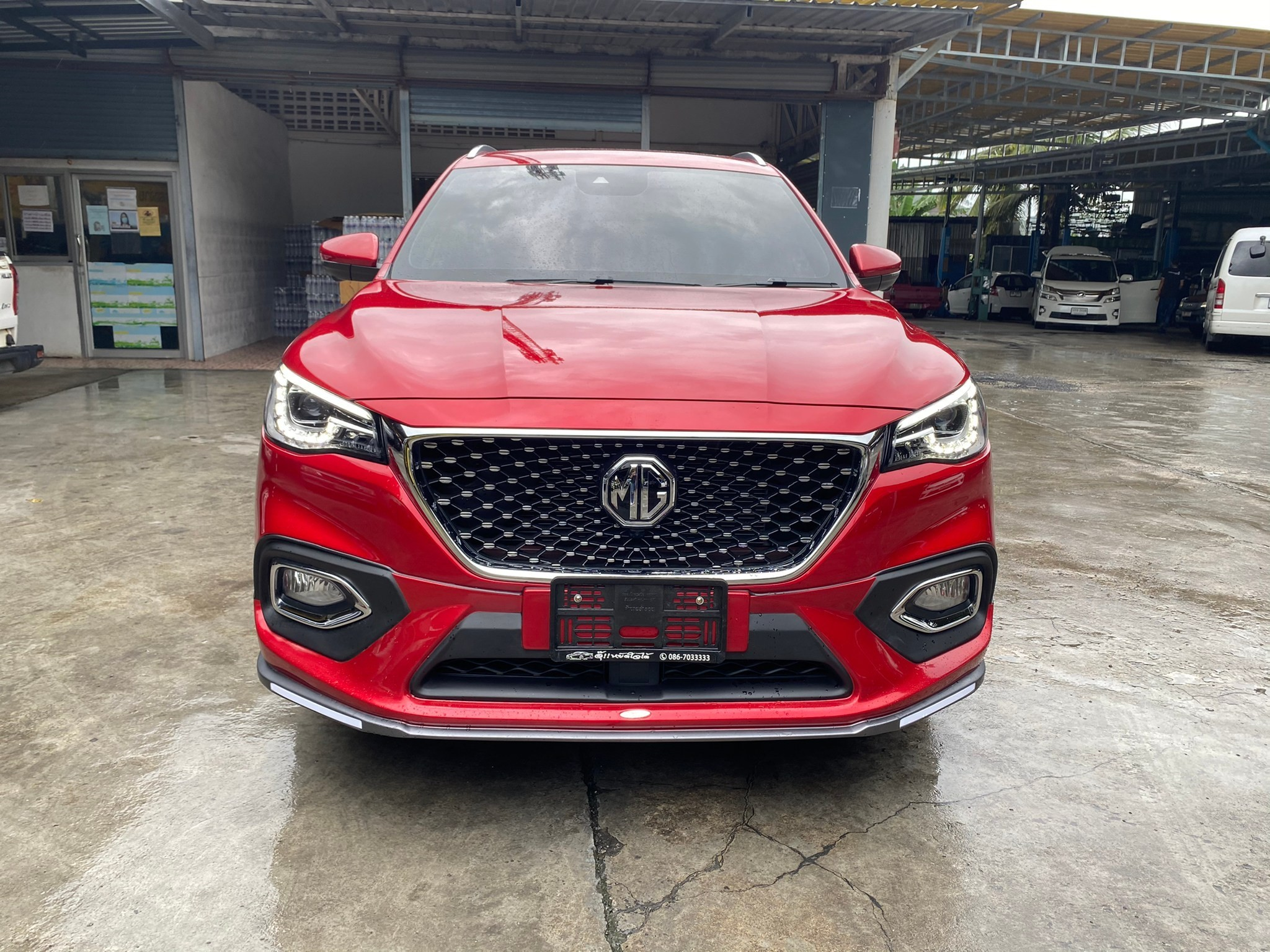 NEW MG HS 1.5 TURBO X SUNROOF AT 2021