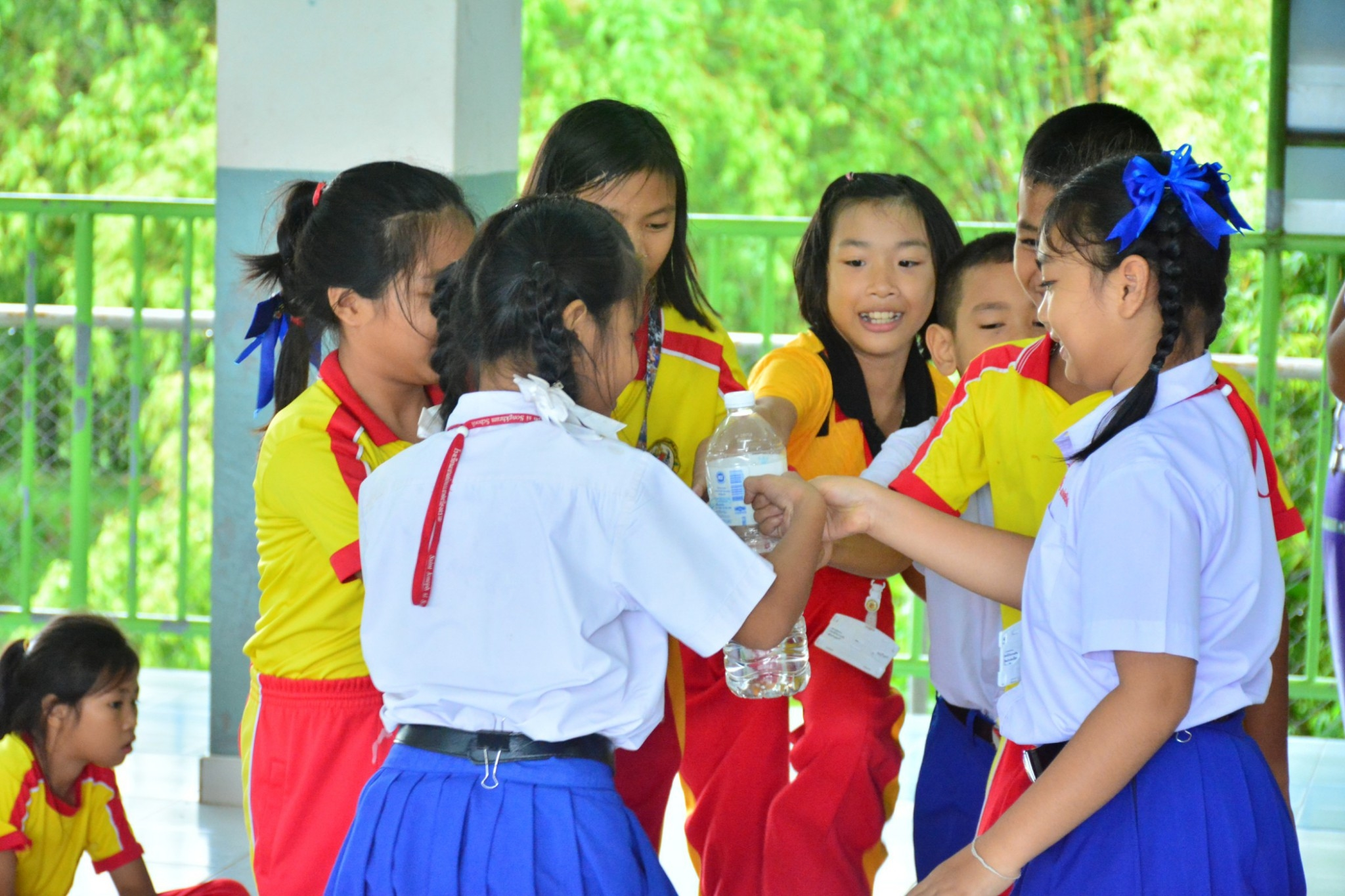 English Camp at Si Songkhram, P1-3