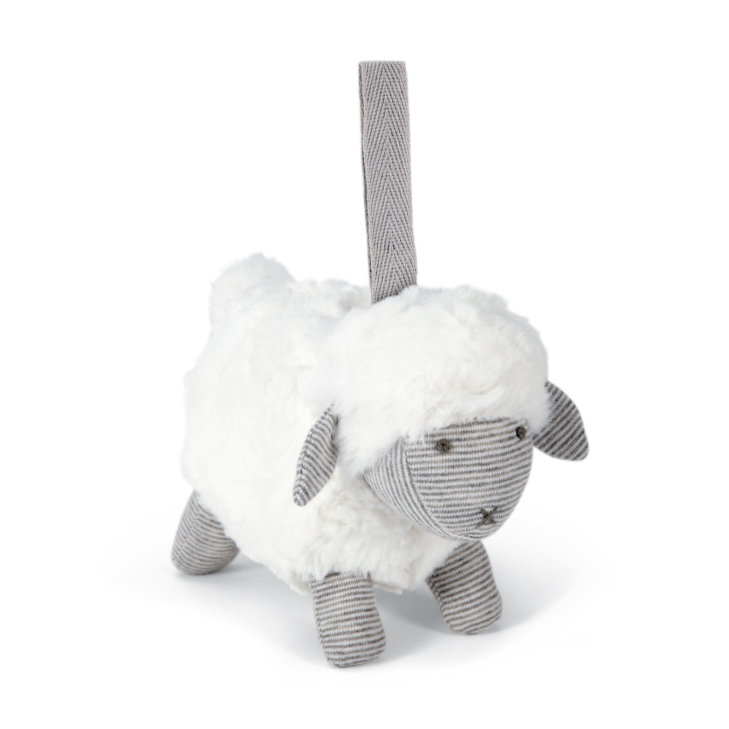 Soft Toy - Chime Sheep Grey