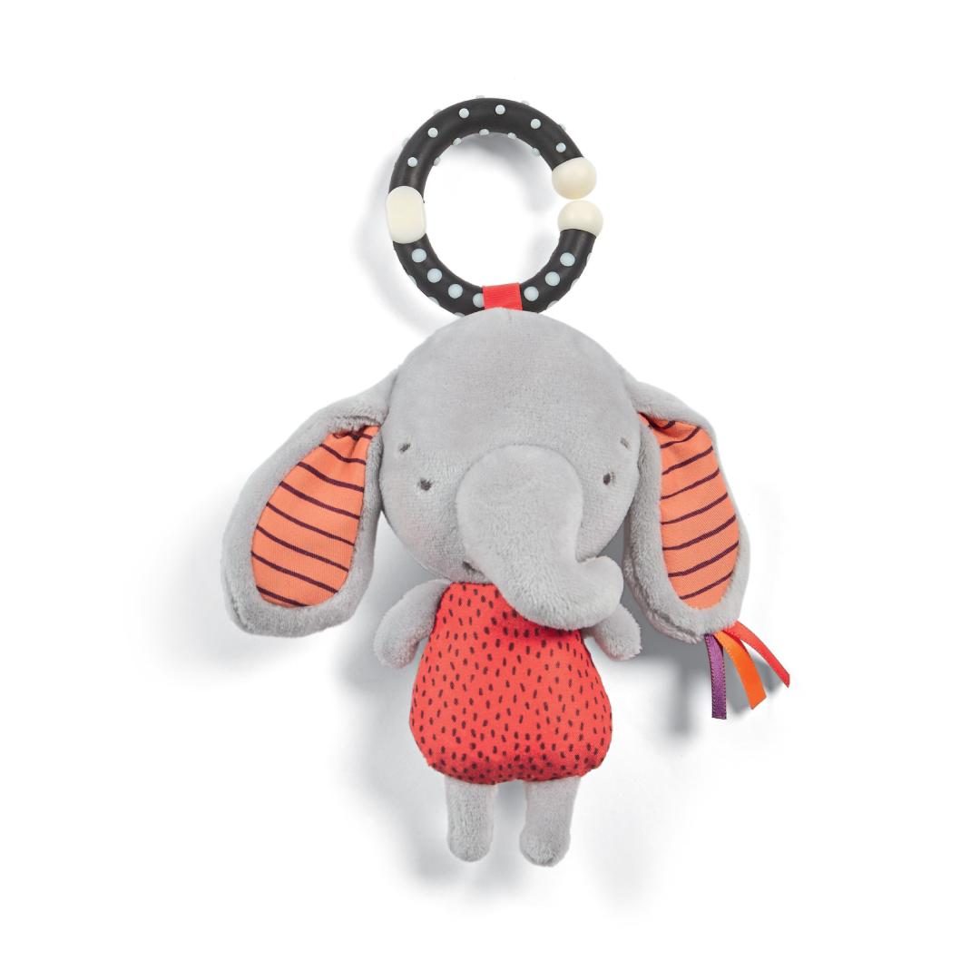 Elephant Linkie Activity Toy