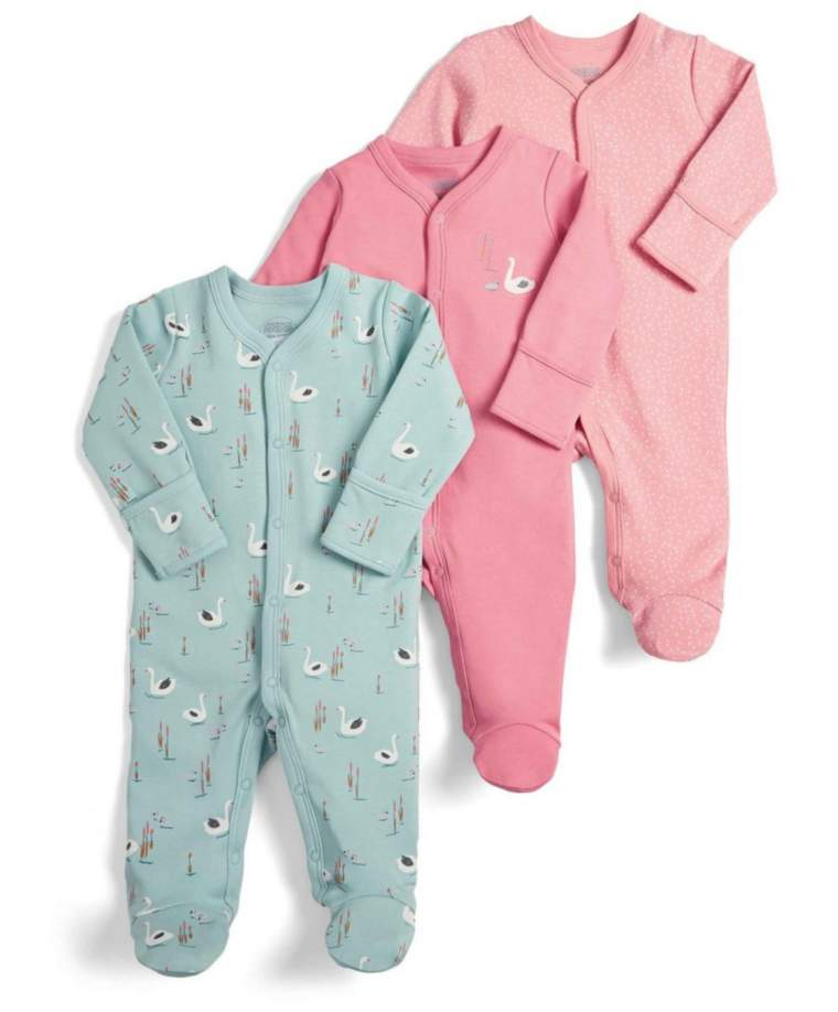 Rainbow Sleepsuit - 3 Pack(copy)(copy)(copy)