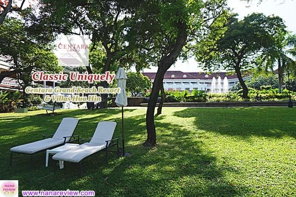 Classic Uniquely Centara Grand Beach Resort Villas Hua Hin