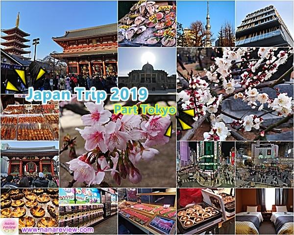 Japan Trip 2019 Part Tokyo