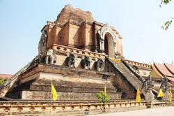 Make Merit 9 Temples Chiangmai