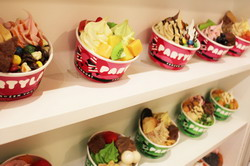 Partyland Frozen Yogurt