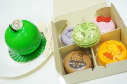 Hello Kitty Le Petit Cafe HongKong