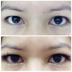 Eyelash Extension by nanareview