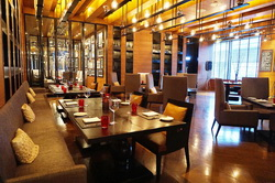 The District Grill Room Bar Marriott Sukhumvit 57