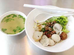 Wanja Fish Noodle