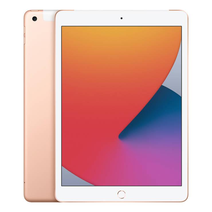 Apple iPad 8th Gen 2020 Wi-Fi 32GB Gold