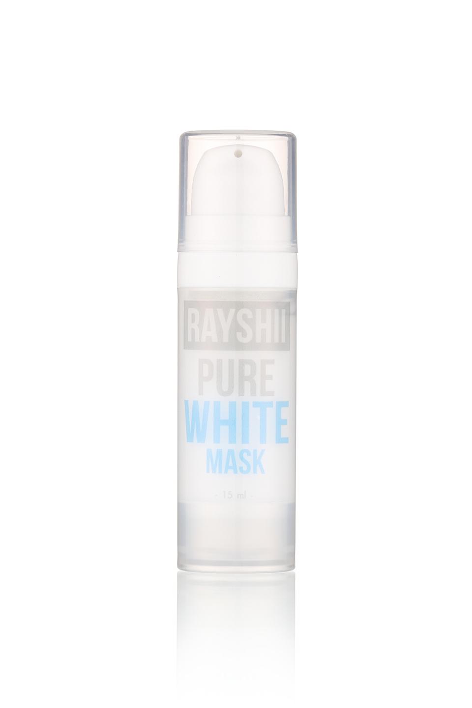 Rayshi pure white mask
