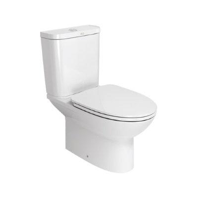Neo Modern Close Coupled Toilet - 2630-WT-0