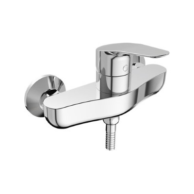 Cygnet Exposed shower mixer WITH HANDSPRAY - A-0312-300