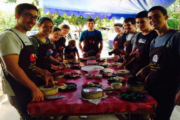 泰式烹飪課程半天课程晚间 Siam Rice Thai Cookery School