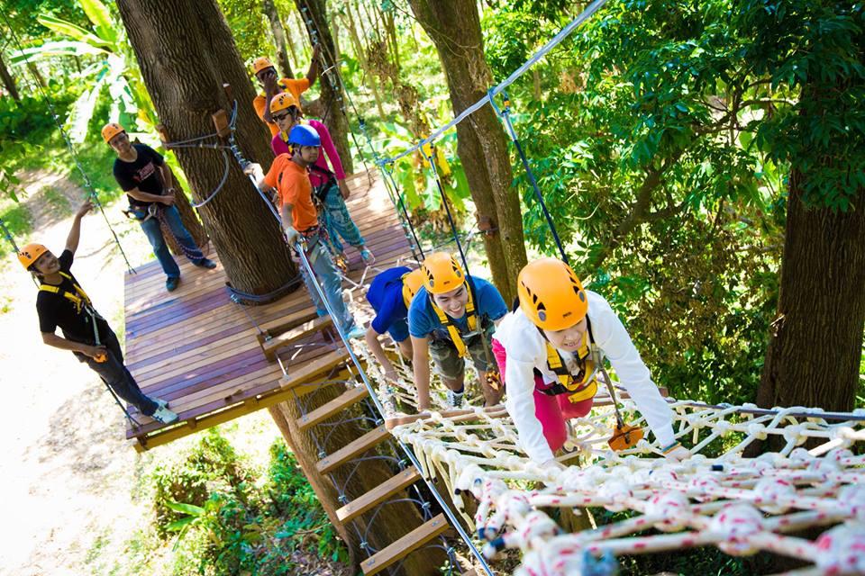 Skyling Adventure, Phuket
