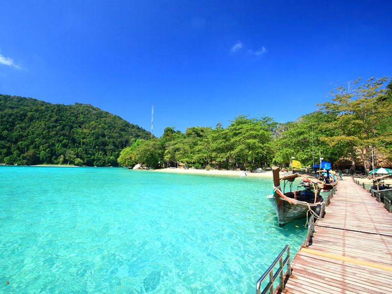 1 Day Trip Surin Island