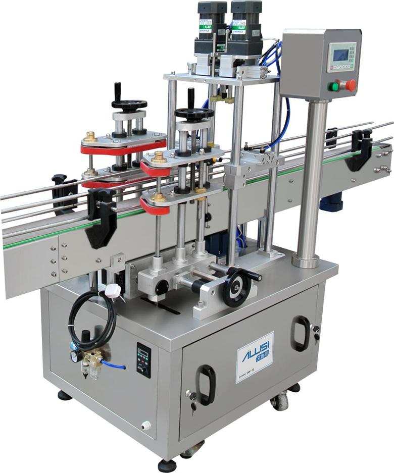 ACM- Automatic screw capping machine