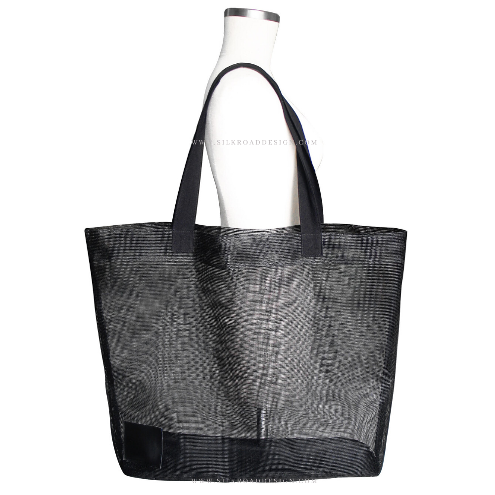 Sea Beach Bag - Black