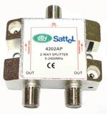 Splitter All Port 2 Ways ยี่ห้อ LEOTECH (dBy)