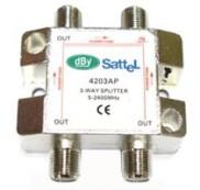 Splitter All Port 3 Ways ยี่ห้อ LEOTECH (dBy)