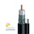 สายนำสัญญาณรุ่น LT1198BVM  สีดำ มีสลิง ยี่ห้อ LEOTECH (dBy)