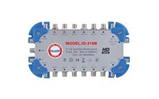 อุปกรณ์ตัดต่อรุ่น ID-316B ยี่ห้อ IDEASAT