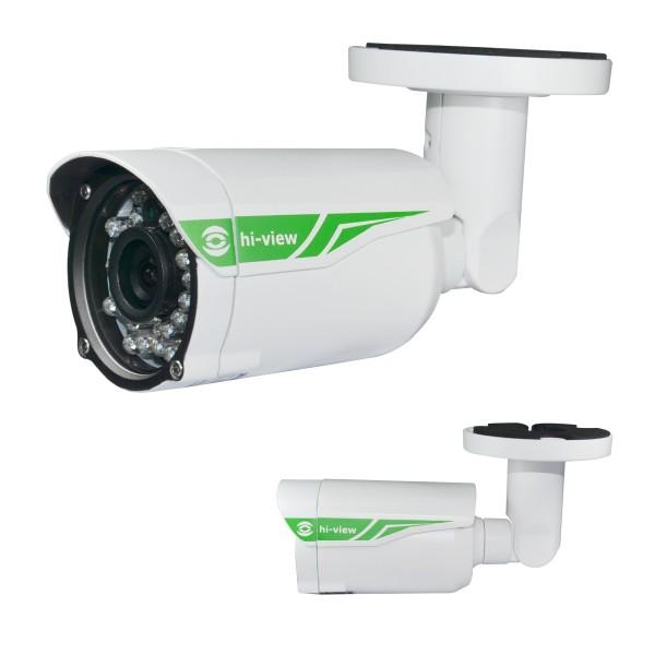 กล้องวงจรปิด AHD Bullet Camera 1.3 Megapixels LED24 ดวง, ระยะ 15M เลนส์ 3.6mm,IR CUT/มาตราฐาน IP66