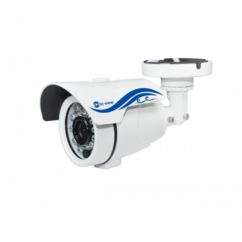 กล้องวงจรปิด AHD Bullet Camera 1 Megapixels Lens 2.8mm, IR 24 ดวง, IR CUT ระยะ 20M /มาตราฐาน IP66