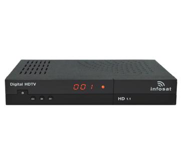 Receiver HD1.1