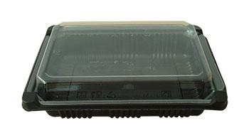 กล่องอาหาร 1 ช่อง P601BK