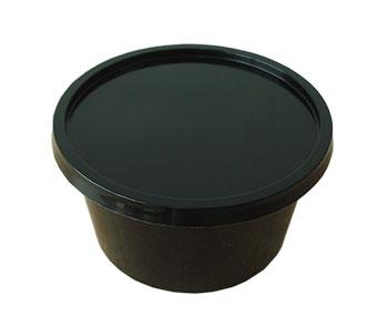 กระปุก 425 ML Black