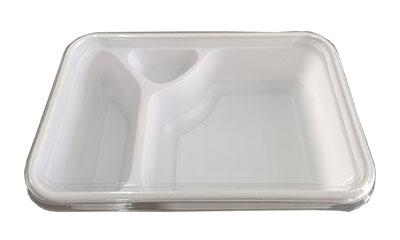 กล่องอาหาร 3 ช่อง 250 กรัม