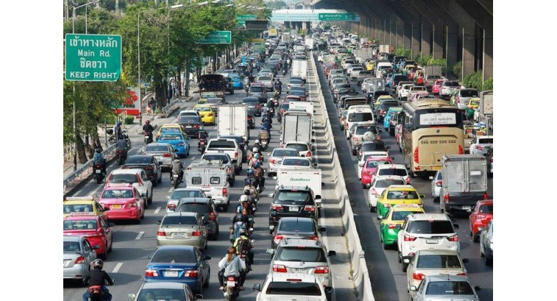 More than 1.5 million new vehicles registered for Thailand's roads.