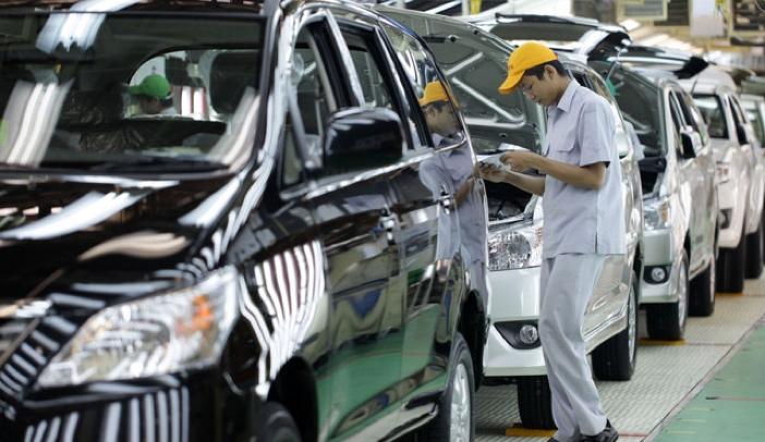 THAI AUTO PRODUCTION TOPS 2M, FIRST TIME IN 5 YEARS
