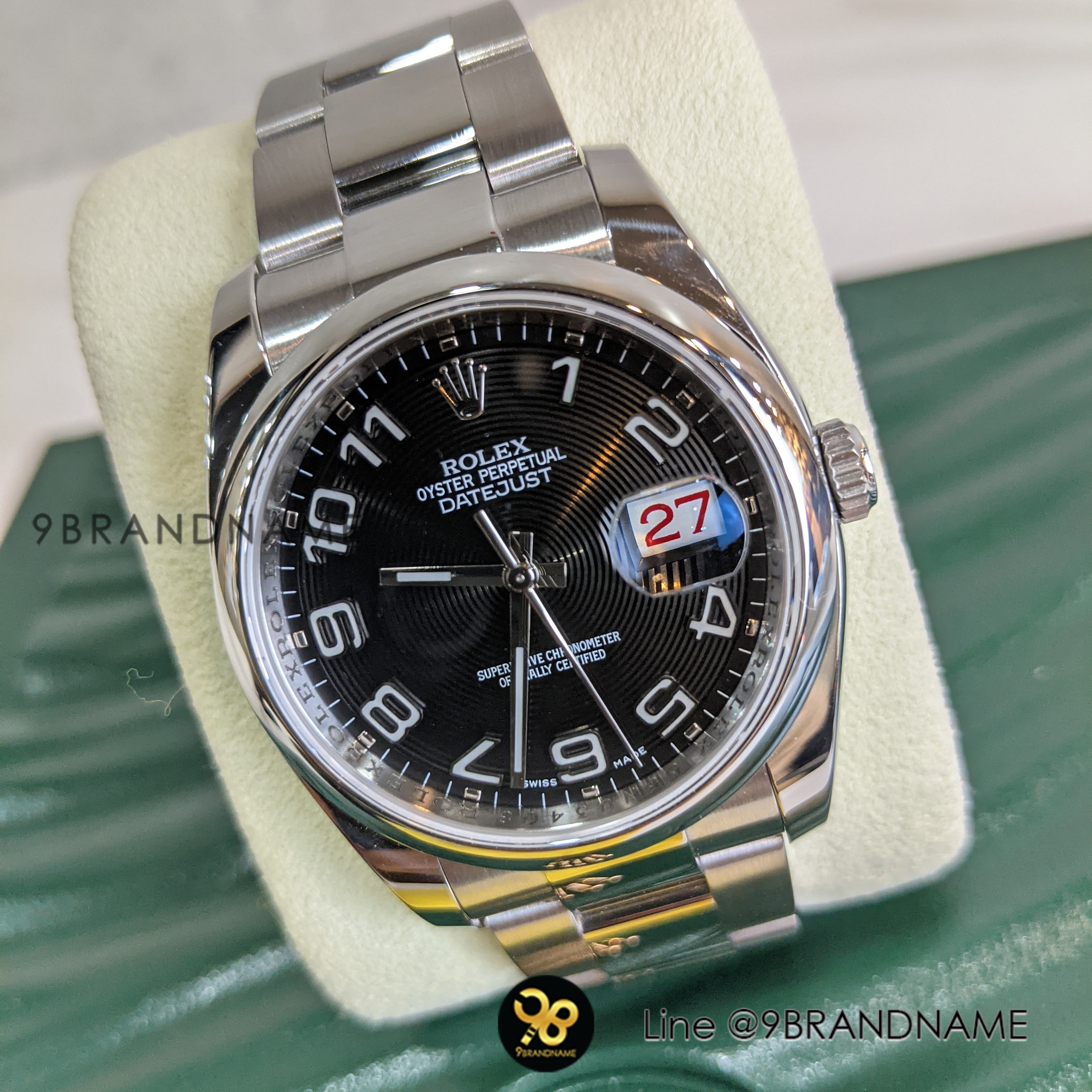 Rolex Oyster Perpetual Datejust36mm