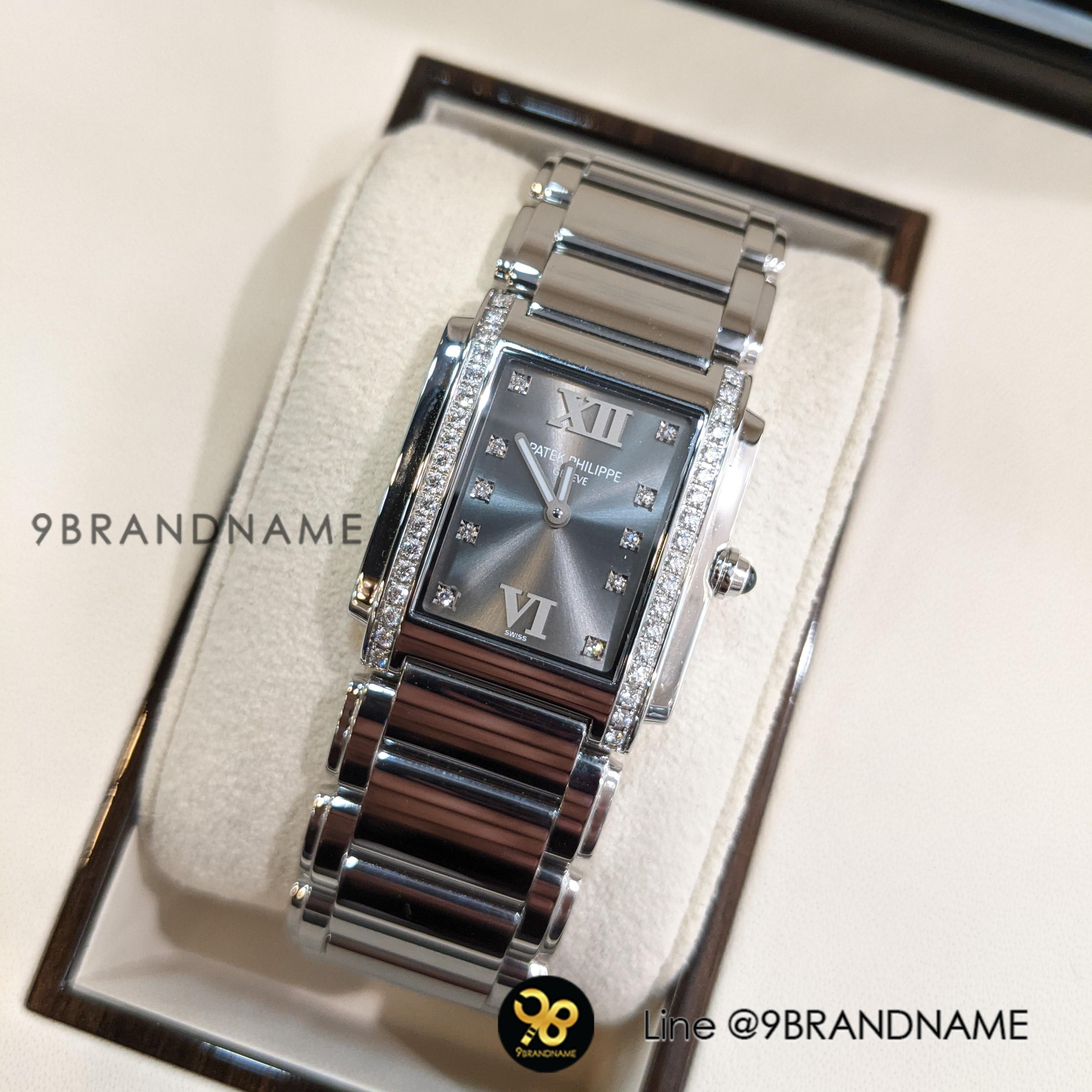 Used⌚: Patek Philippe Twenty-4/4910/10A Eternal Grey dial