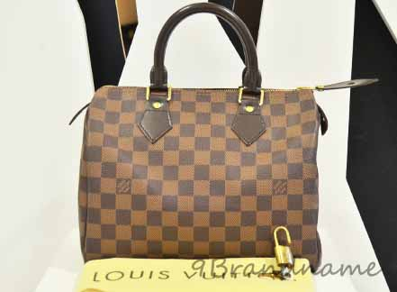 Louis Vuitton Speedy Damier Size 25 สภาพดีมมากค่า
