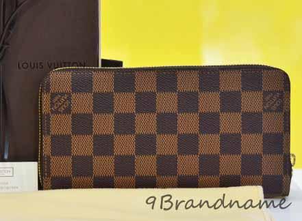 Louis Vuitton  Zippy Long Wallet กระเป๋าตังค์ใบยาววซิปรอบยอดนิยมค่า