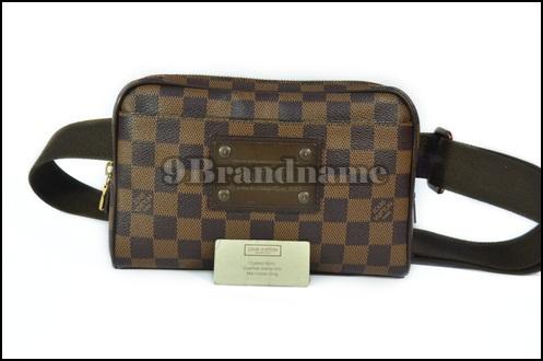 Louis Vuitton Bumbag Booklin Damier - Used Authentic Bag