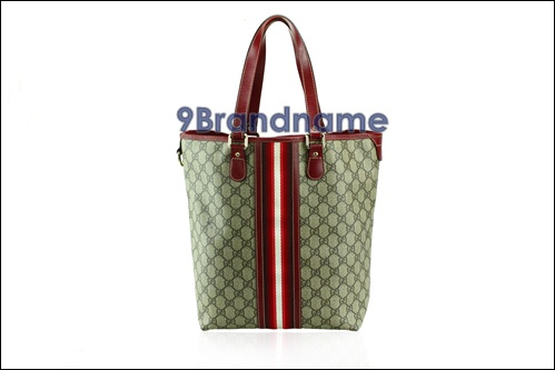 Gucci Shopping Boston Bag Tote - Used Authentic Bag