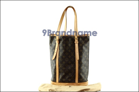 Louis Vuitton Large Bucket Monogram - Used Authentic Bag