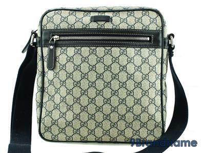 Gucci 201448 FP48N 4075 Medium Shoulder Bag - Used Authentic Bag