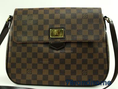 Louis Vuitton Besace Rosebery Damier Ebene Canvas - Used Authentic Bag