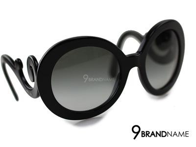 Prada Sungrasses Black Lenses - Authentic แว่นตากันแดดปร้าด้า ขาม้วนสีดำเลนสีดำ ขายของแท้ค่ะ