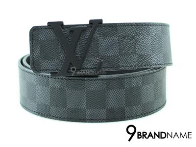 Louis Vuitton Belt Garphite