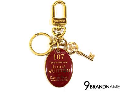 Louis Vuitton Key Chain Bag  - Used Authentic Bag พวงกุญแจ หลุยส์ วิตตอง อะไหล่ทอง ของแท้มือสอง  สภาพดีค่ะ