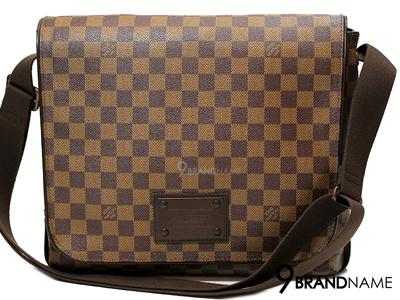 Louis Vuitton Booklyn Size MM - Used Authentic Bag กระเป๋าบลูคลิน ไซส์ MM ลาย ดามิเย่ ของแท้ มือสอง สภาพดีค่ะ