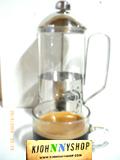 สูตรการชงกาแฟด้วยเครื่องชงPlunger/French Press
